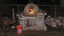 DIY Earth Bread Oven