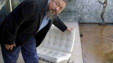 Ai Wei Wei With Milk