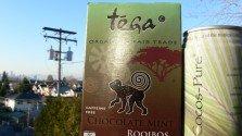 Chocolate-Coconut Comfort Tea