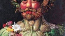 Rudolf II as Vertumnus – by Giuseppe Arcimboldo