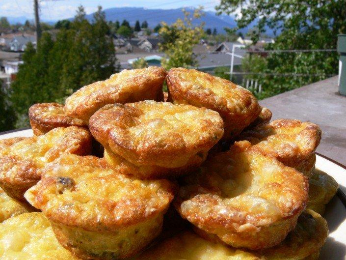 GAPS eggy muffins