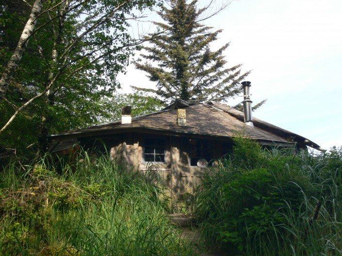 Hobbit House Haida Gwaii